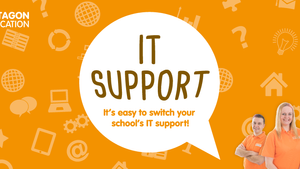 Octagon Education makes it easy to switch your school's IT support services!