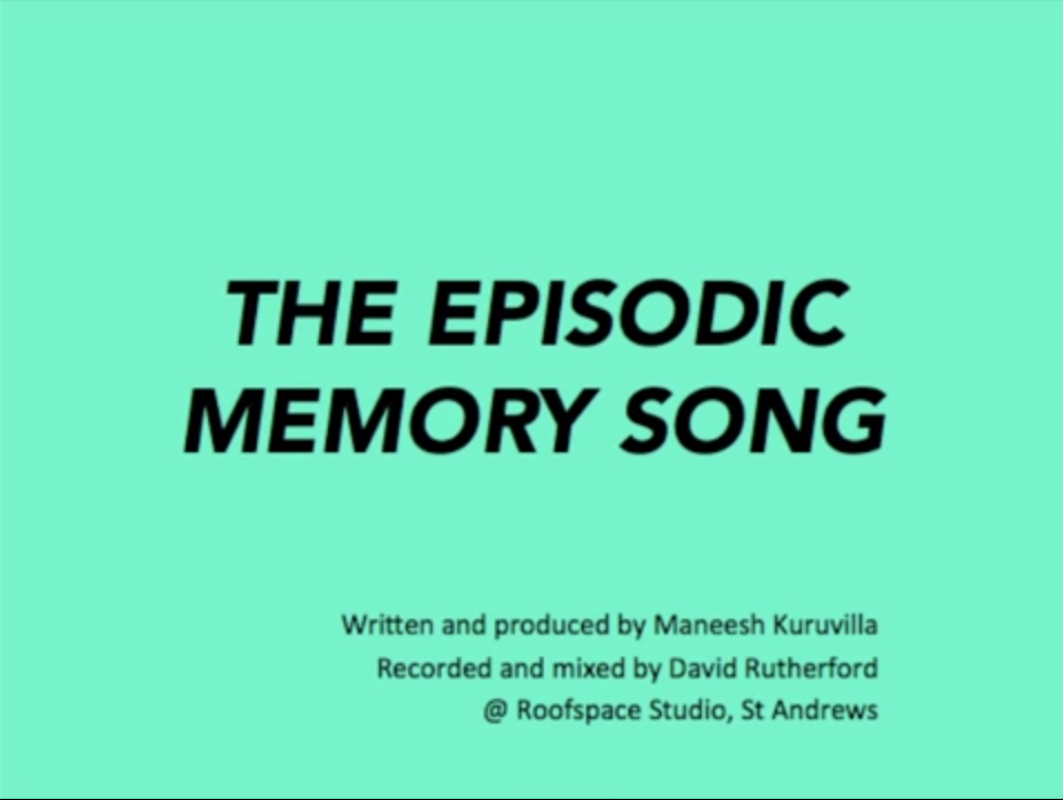 The Episodic Memory Song