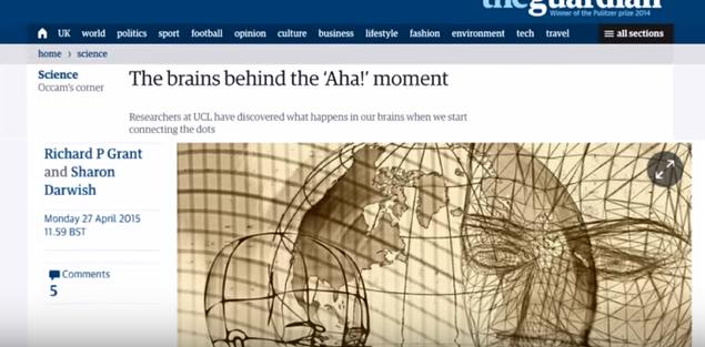 Grid Cells & The 'Aha!' Moment