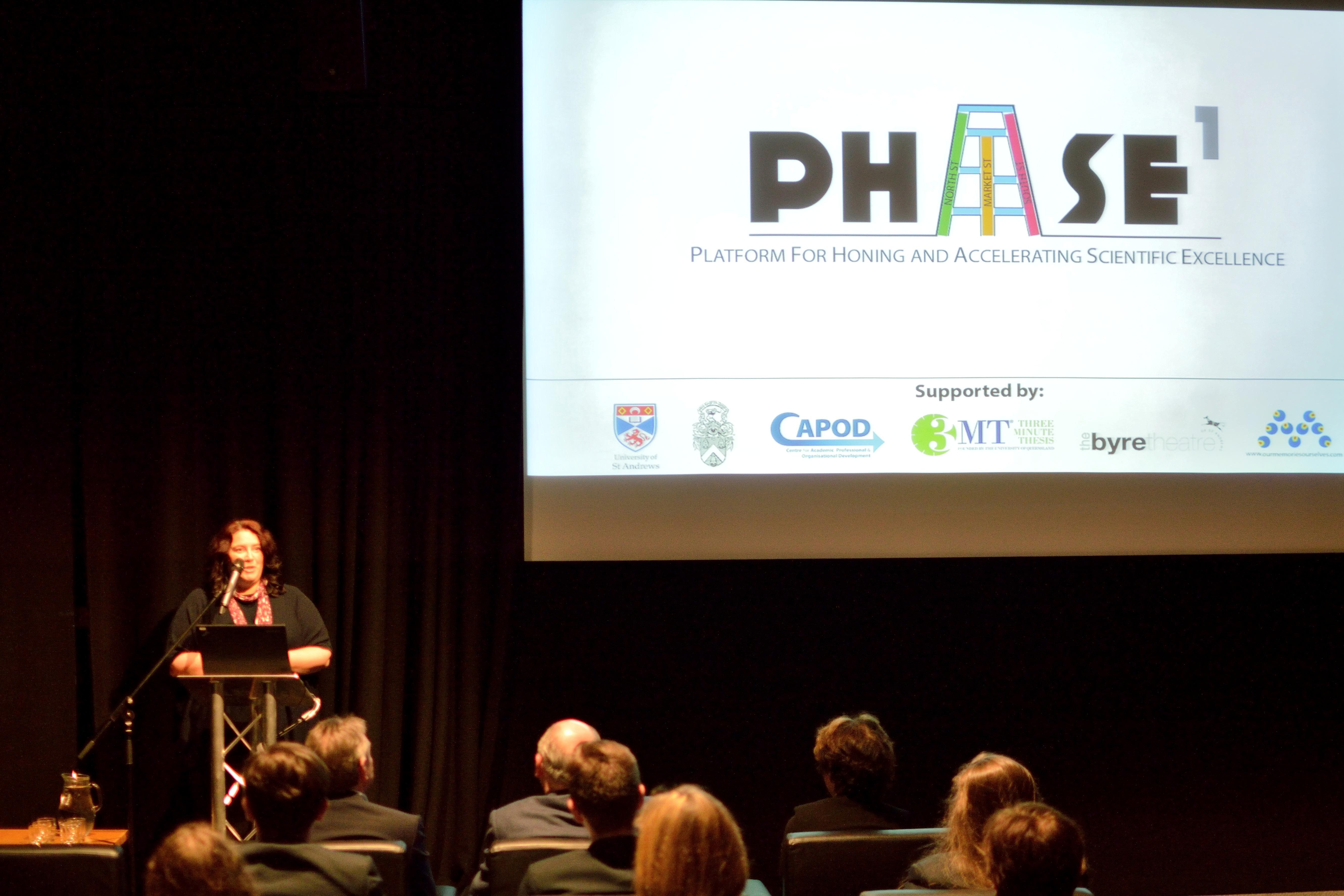 Opening Remarks: Dr Mhairi Stewart