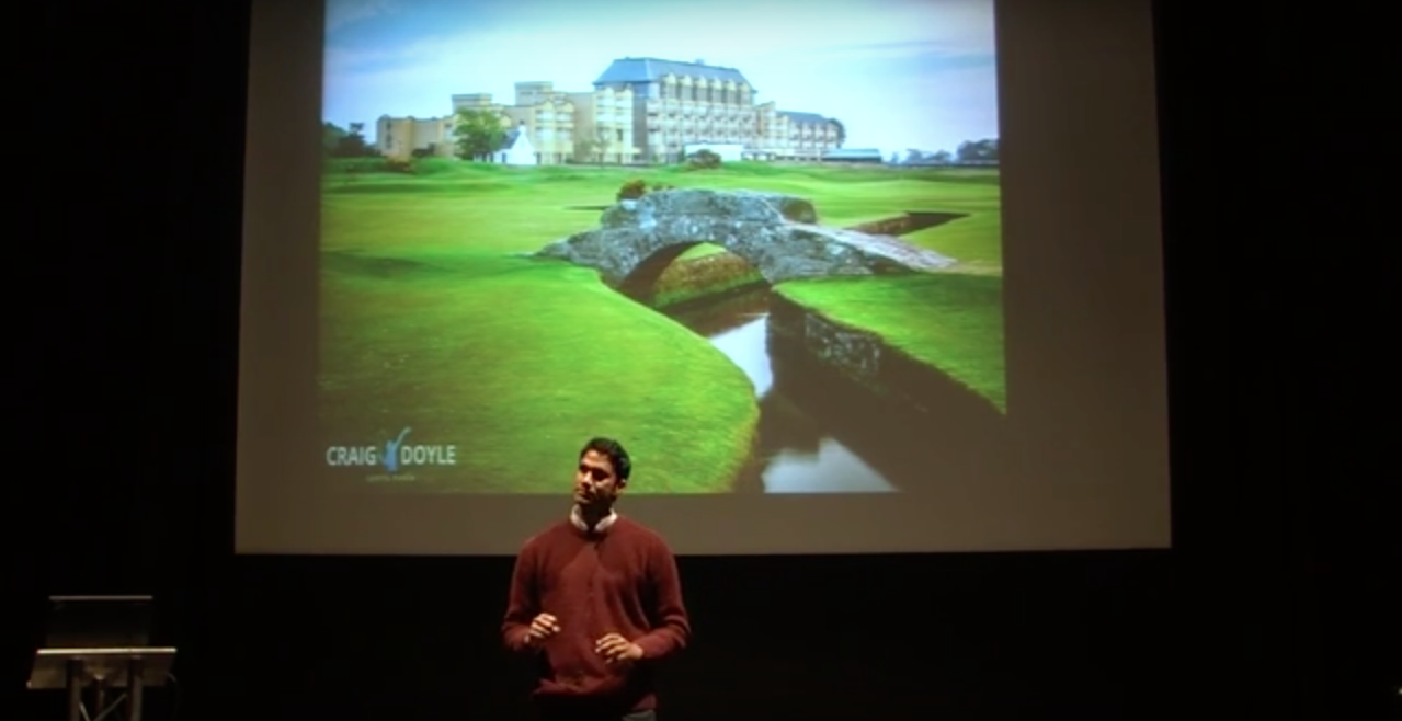 Three Minute Thesis St Andrews Final