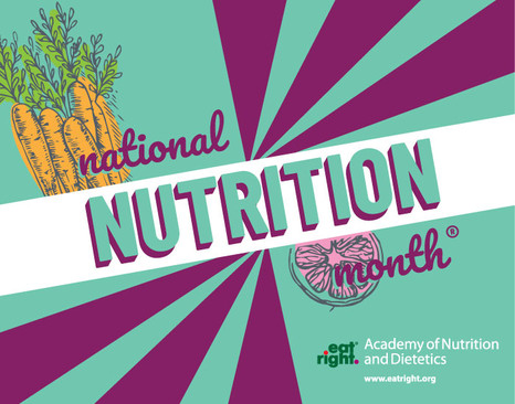 March is for Nutrition!