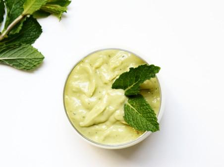 Minty Avocado Smoothie