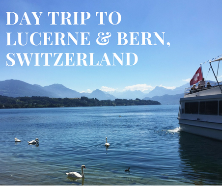 Day Trip to Lucerne & Bern, Switzerland