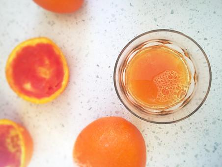 Current Favorite - Oranges