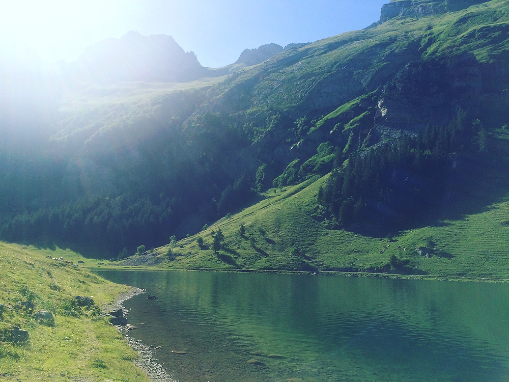Switzerland, hiking, fresh air