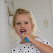Tickish Toothbrush