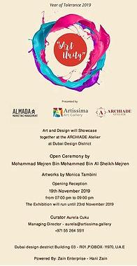 EXPOSICION DUBAI 2019