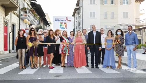 Primera muestra en Toscana