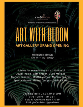 ART WITH BLOOM