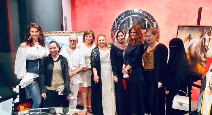 ART UNITY DUBAI 2019