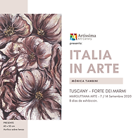 ITALIA IN ARTE-PRIMERA MUESTRA