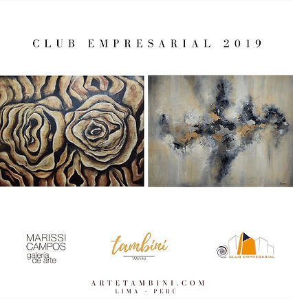 folleto club empresarial