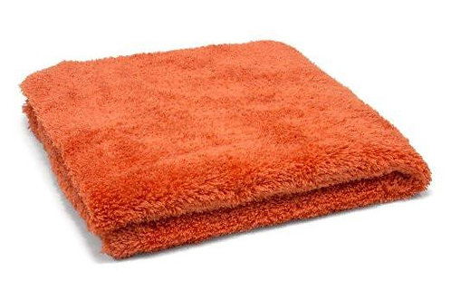 LUXURY EDGELESS MICROFIBRE CLOTH 40CM X 40CM 500GSM
