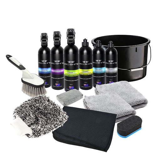 EXTERIOR CAR CARE PACK