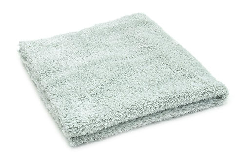 LUXURY PLUSH EDGELESS MICROFIBRE CLOTH 40CM X 40CM 500GSM