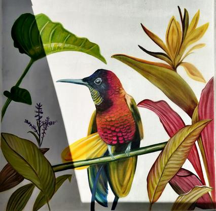 Bird of Paradise for Dorien