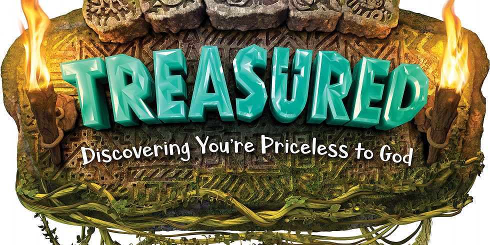 Treasured Vacation Bible School