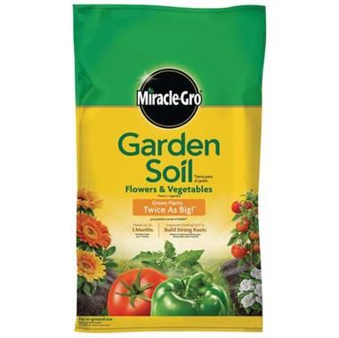 Miracle-Gro Garden Soil