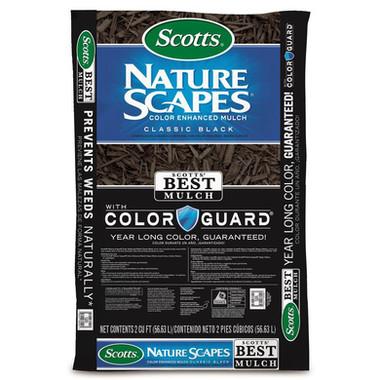 Scotts Black Mulch