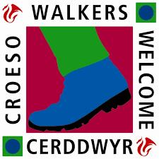 Pembrokeshire costal path walkers