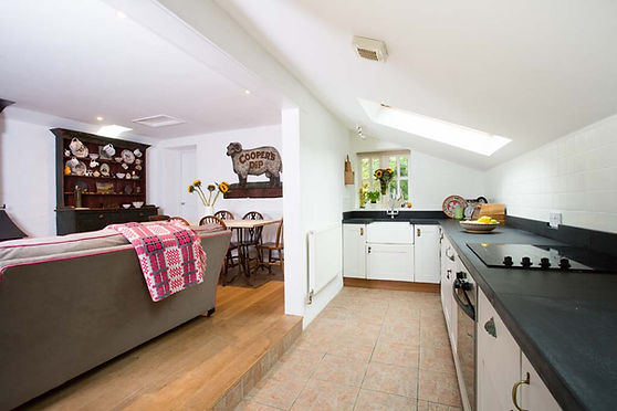 Coopers Dip Holiday Cottage Stackpole Estate Pembrokeshire Wales