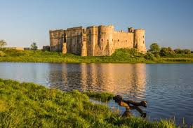 Carew Castle & Tidal Mill