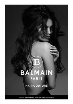 Collection Balmain Hair Couture Spain by Gino Mateus7
