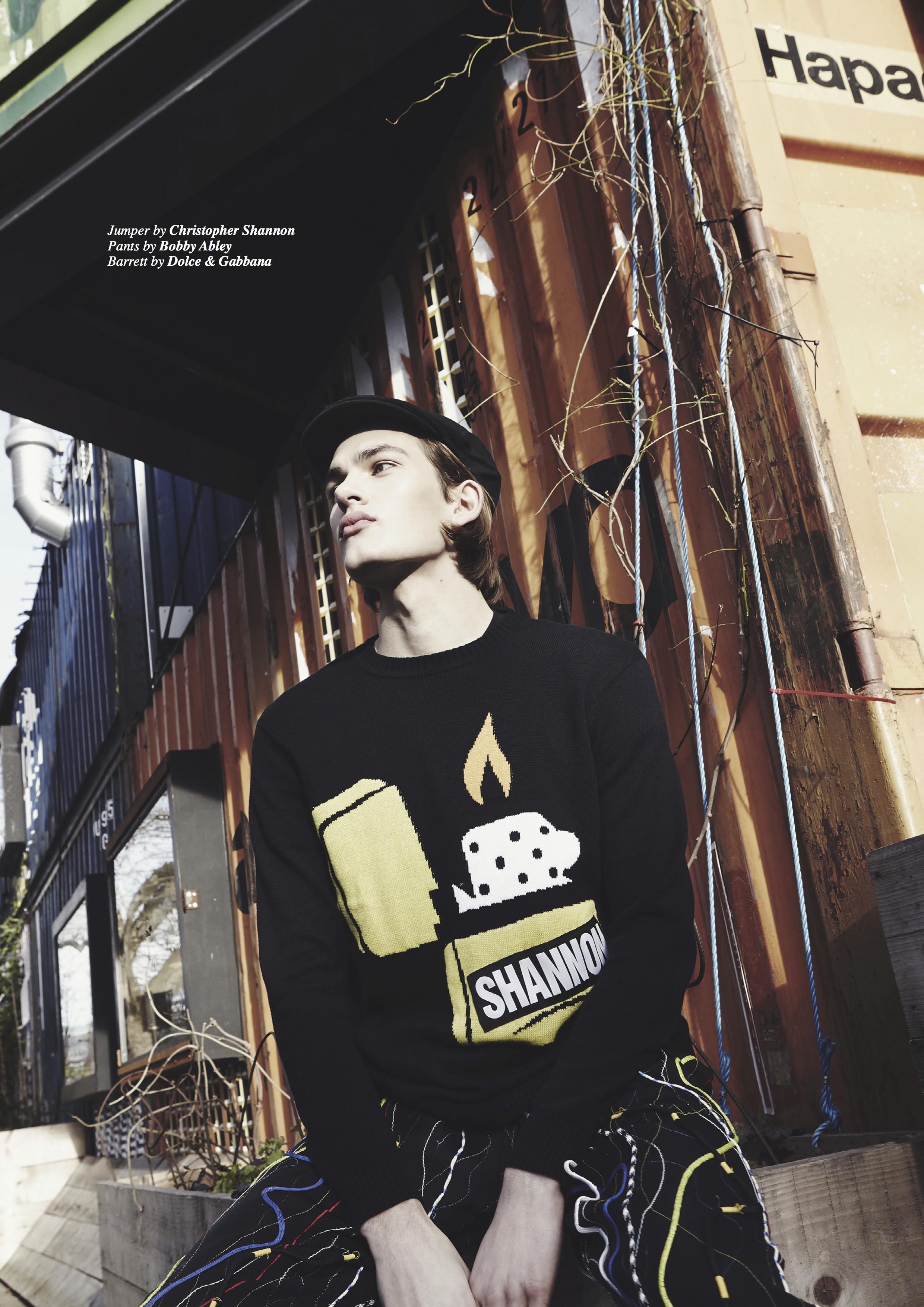 Client Style Magazine - UK