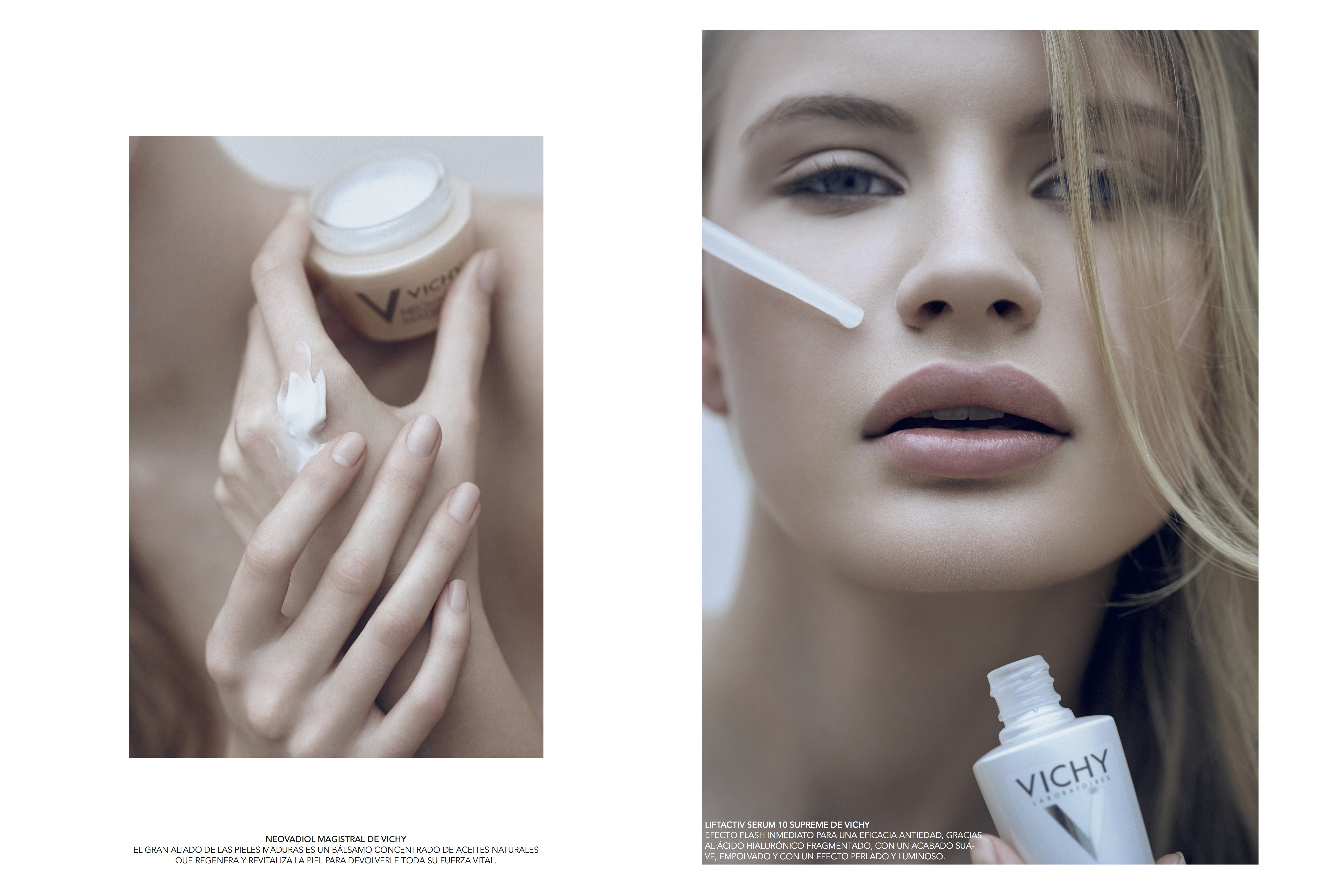 Vichy for Avenue Illustrated Spain