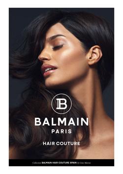 Collection Balmain Hair Couture Spain by Gino Mateus4