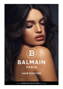 Collection Balmain Hair Couture Spain by Gino Mateus3