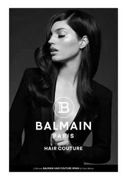 Collection Balmain Hair Couture Spain by Gino Mateus