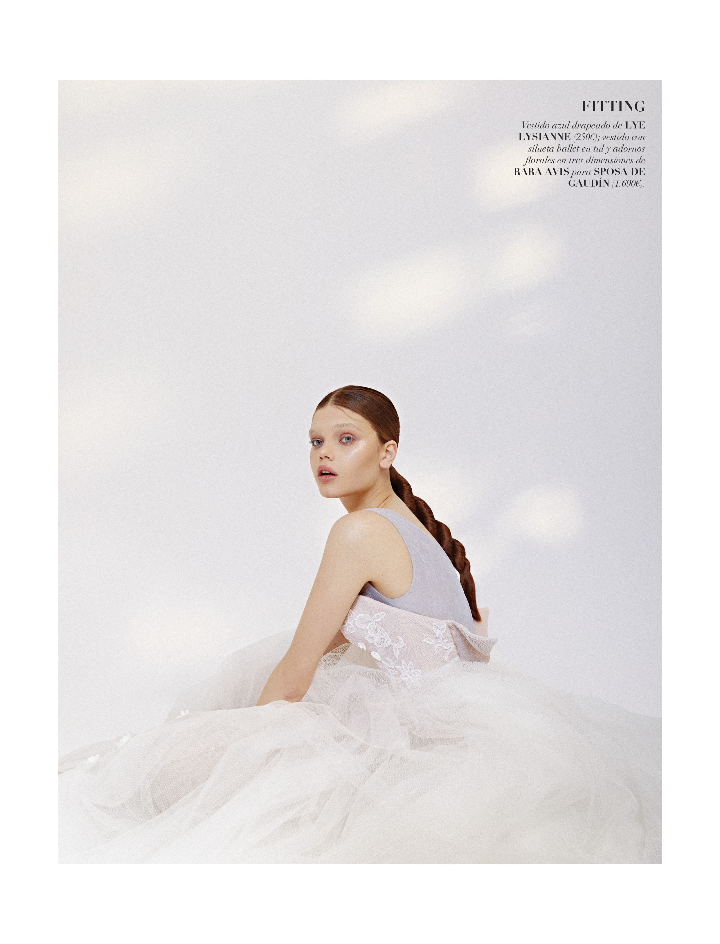 OXXO Wedding Magazine - Spain