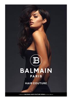 Collection Balmain Hair Couture Spain by Gino Mateus5