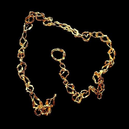 Crotchet Chain Necklace