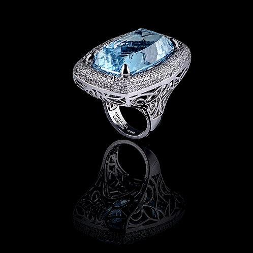 Magnum Sky Blue Ring