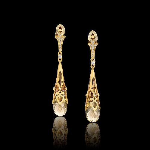 Gothic Earrings Drop