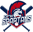 DFW SPARTANS Baseball Full Color Logo.pn