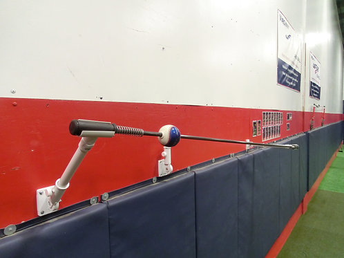 Pro Baseball Pitching stick 6 foot with wall mount