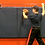 Thumbnail: Pro Baseball Pitching stick 6 foot with wall mount