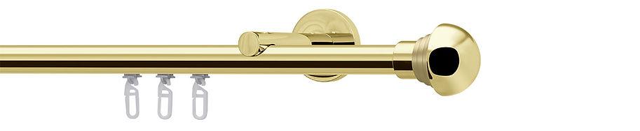 20mm Perosa Polished Brass Satined Brass