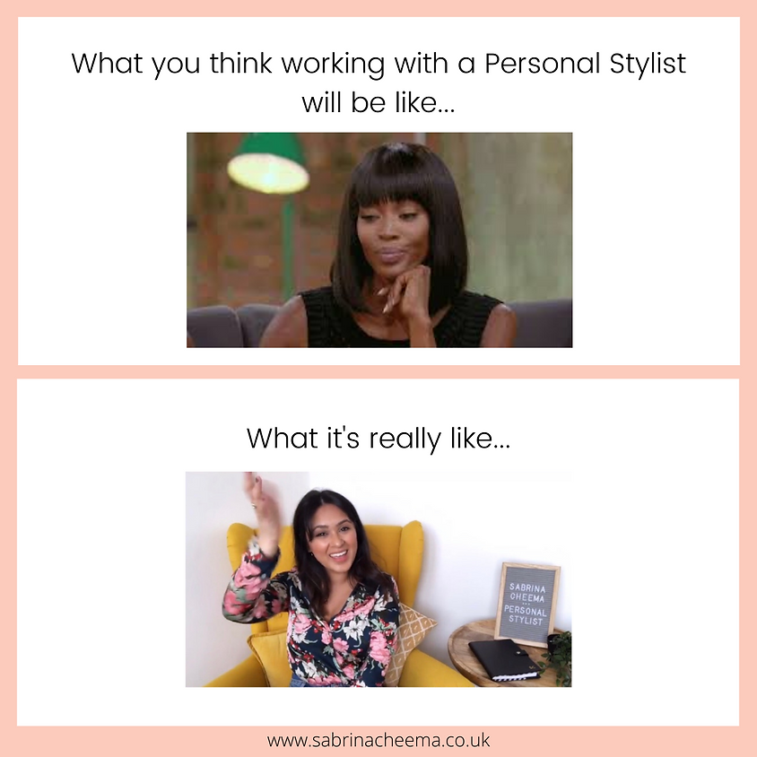 Instagram Live: The REAL Personal Stylist Experience