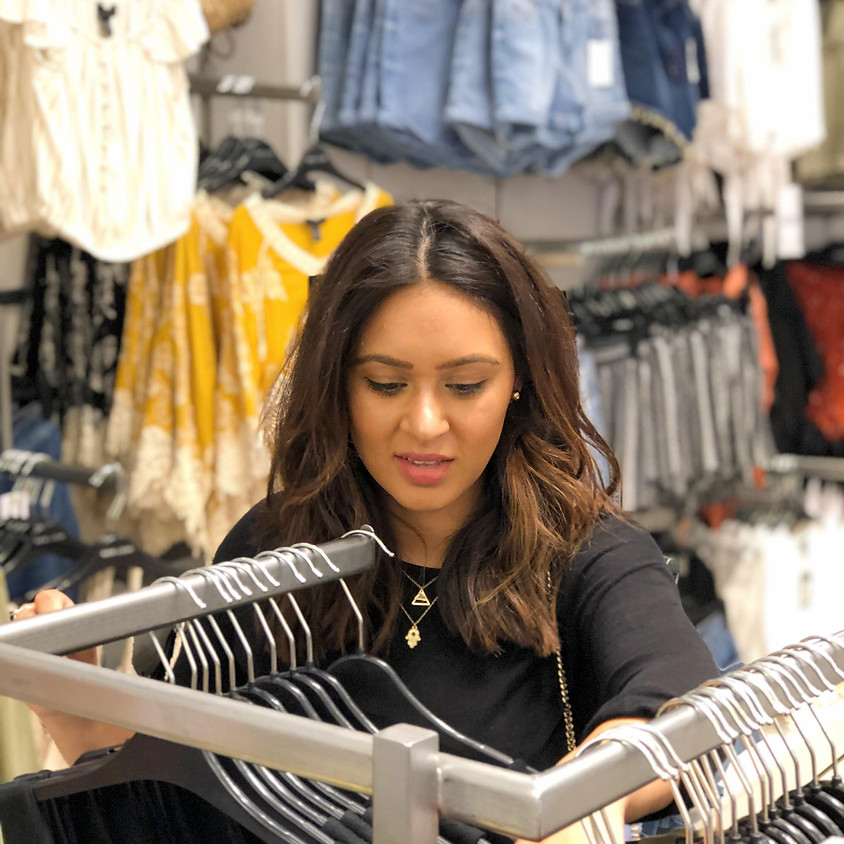 Style Workshop: Shopping Sales