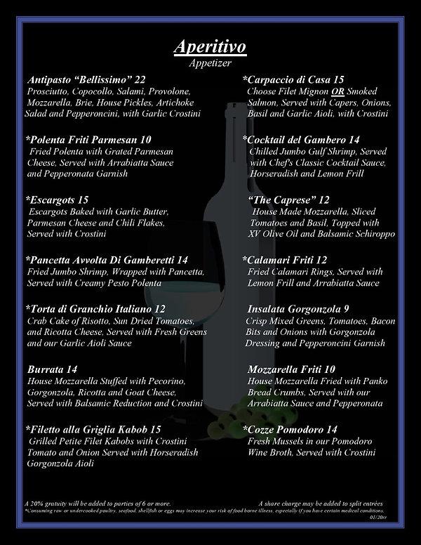 Menu, Dinner Round Rock 01 10 20-page000