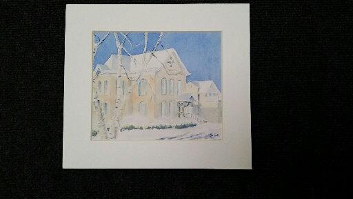 White Birch House (MP 196)
