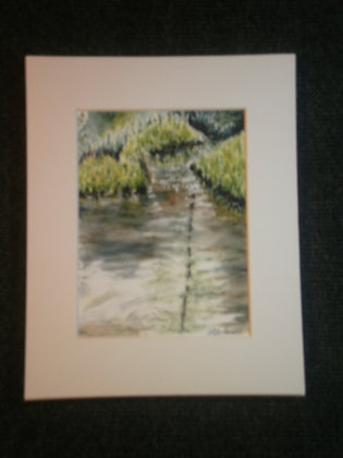 Woodland Pond    (MP 135)