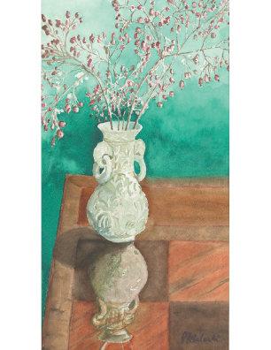 Asian Vase (NC 206)