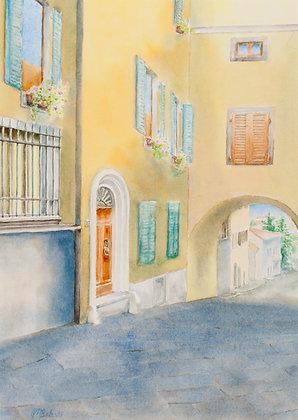 Le porte della Toscana, n. 2 (NC 102)