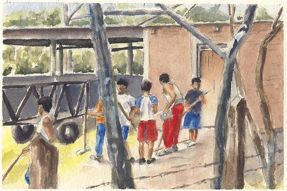 Honduras: Children at Work